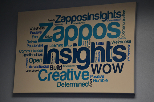 the corporate zappos culture in business How did zappos' corporate culture begin  in all type of companies, corporate culture is very important for talent and retention of the business.
